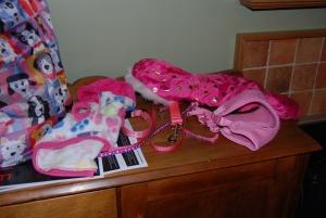 A plethora of pink